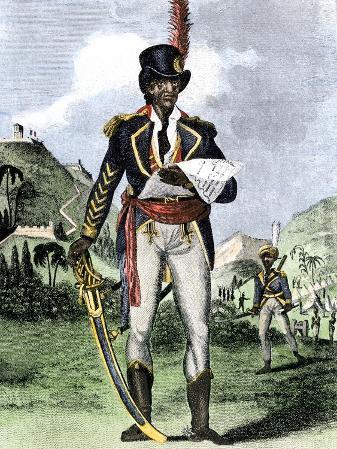 Toussaint Louverture, Liberator of Haiti