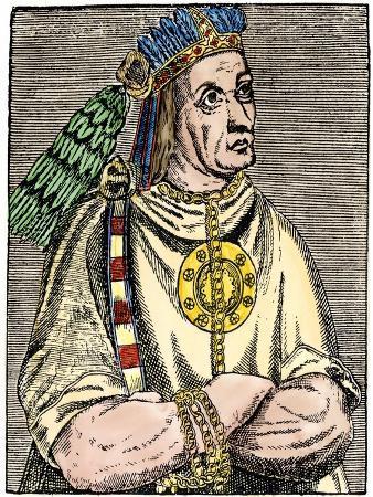 Atahualpa, Last Inca King of Peru
