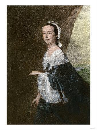 Mercy Warren, American Author