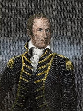Commander Edward Preble, Us Navy Officer