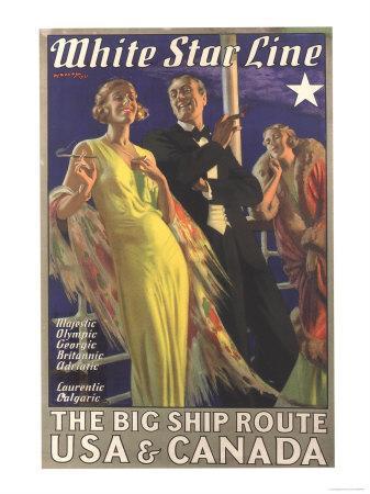 Holiday Cruises, USA, 1931