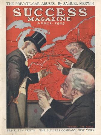 Success Magazine, USA, 1905