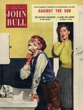 John Bull, Mothers and Sons Bathrooms Magazine, UK, 1955