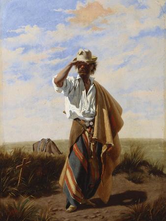 The Cowboy, El Gaucho, 19th Century
