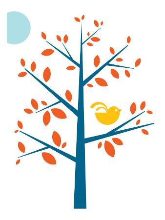 Orange Songbird