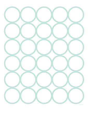 Seagreen Circles