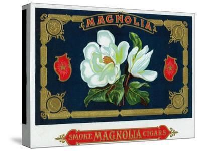 Magnolia Brand Cigar Box Label