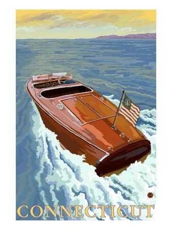 Connecticut, Chris Craft Boat