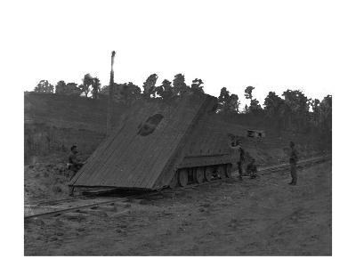 Petersburg, VA, Railroad Battery, Civil War