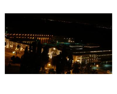 Embarcadero By Night