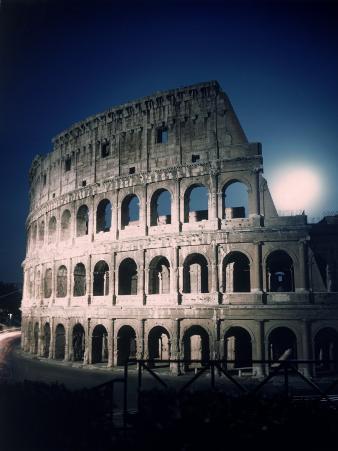 The Famed Colosseum