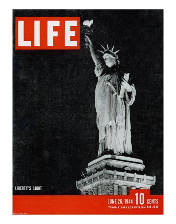 Liberty's Light, June 26, 1944