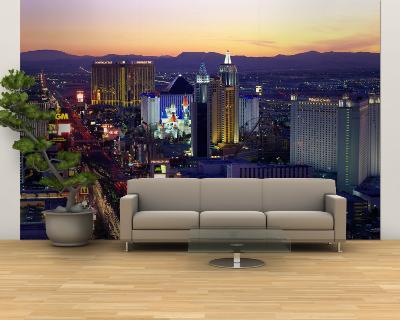 The Strip, Las Vegas, Nevada, USA