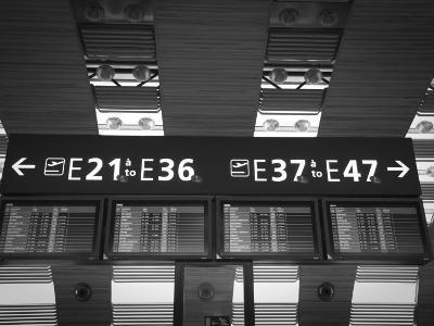 Terminal 2, Charles De Gaulle Airport, Paris, France