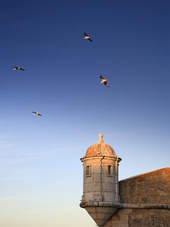 Fortaleza Da Ponta Da Bandeira, Lagos, Algarve, Portugal