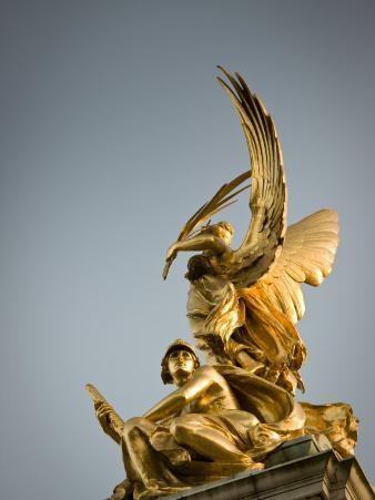 Buckingham Fountain, London, England
