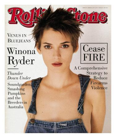Winona Ryder, Rolling Stone no. 677, March 10, 1994