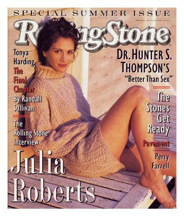 Julia Roberts, Rolling Stone no. 686, June 14 - 28, 1994