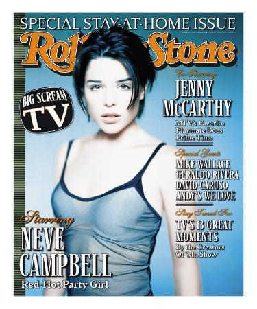 Neve Campbell, Rolling Stone no. 769, September 18, 1997