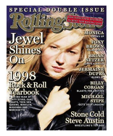 Jewel, Rolling Stone no. 802/803, December 24, 1998 - January 7, 1999