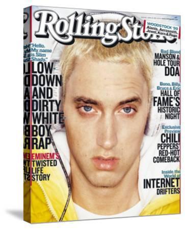 Eminem, Rolling Stone no  811, April 29, 1999