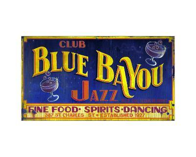 New Orleans Club Blue Bayou