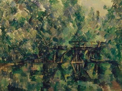 Bridge over Pool