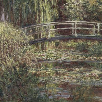 The Waterlily Pond, Harmony in Pink, 1900