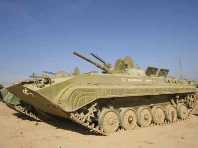 Georgian Army Light Tank