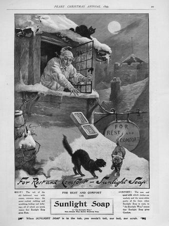 Pears, Magazine Advertisement, UK, 1899