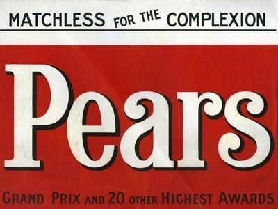 Pears, Magazine Advertisement, UK, 1907