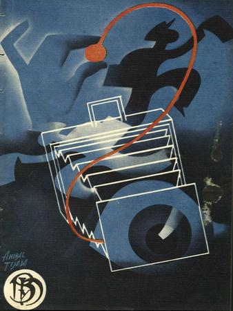 Blanco y Negro, Magazine Cover, Spain, 1935