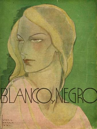 Blanco y Negro, Magazine Cover, Spain, 1932