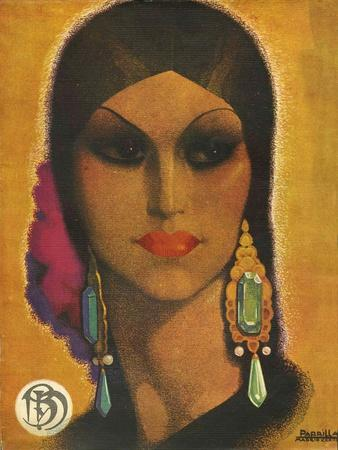 Blanco y Negro, Magazine Cover, Spain, 1934