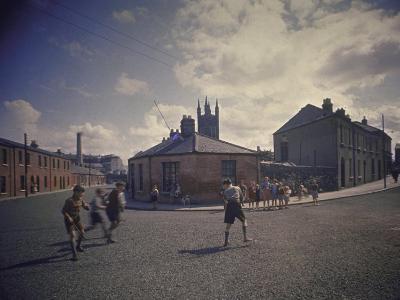 Sean O'Casey's Boyhood Home at 18 Abercorn Road