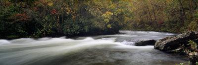 Patton's Run, Nantahala River, Nantahala National Forest, North Carolina, USA