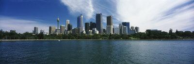 Skyscrapers at the Waterfront, Melbourne, Victoria, Australia