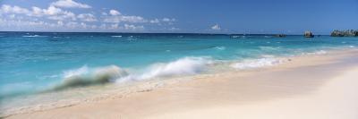 Waves in the Ocean, Warwick Long Bay, Atlantic Ocean, Bermuda