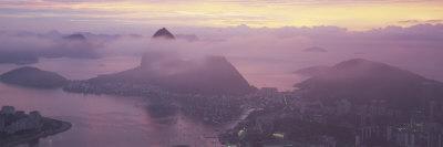 View of a Cityscape, Rio De Janeiro, Brazil