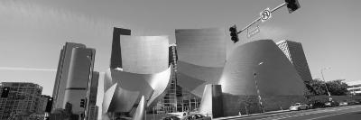 View of a Concert Hall, Walt Disney Concert Hall, Los Angeles, California, USA