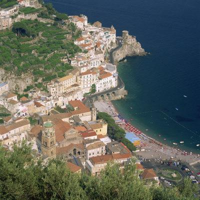 Amalfi, Costiera Amalfitana, Campania, Italy