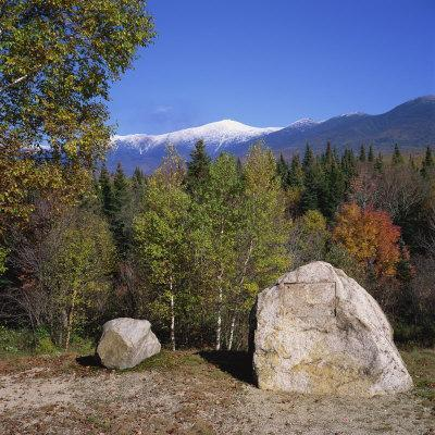 White Mountains National Forest, New Hampshire, New England, USA