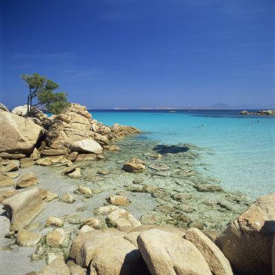 Capriccioci, Costa Smeralda, Sardinia, Italy, Mediteranean, Europe