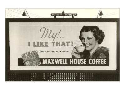 Coffee Billboard