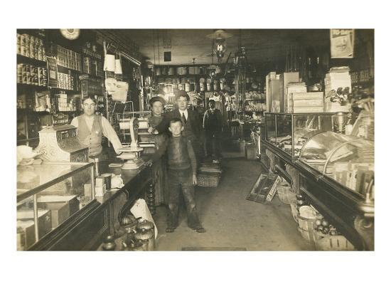 Old Time General Store Posters At Allposters Com