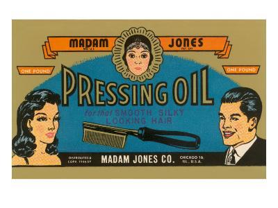 Pressing Oil Hair Tonic