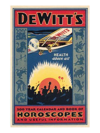 Dewitt's Horoscope Book