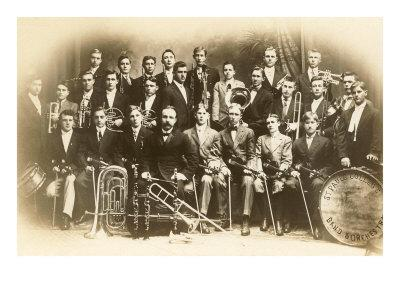 St. Paul's College Band