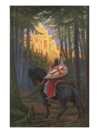 Templar Sighting the Golden City