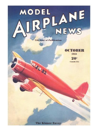 Model Airplane News Magazine Cover Photo At Allposters Com